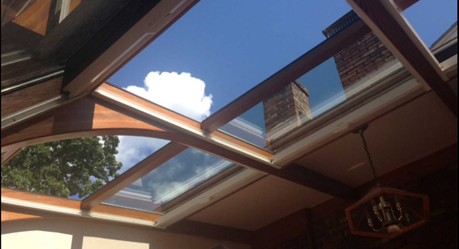 Skylights and Atriums