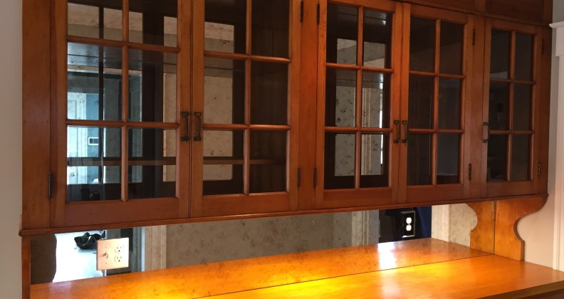 Kitchen Cabinet Door Glass