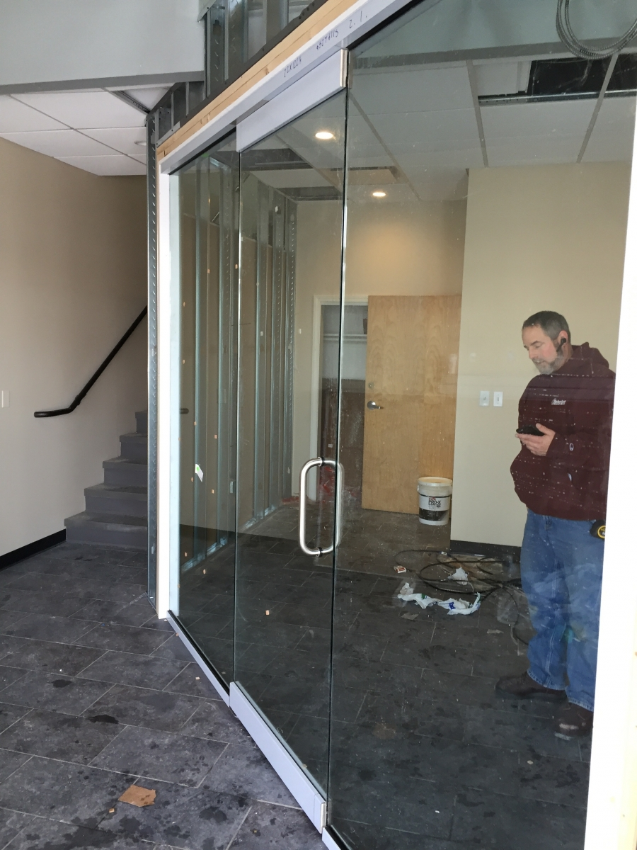 Glass wall systems partitions interior glass walls Interior glass partition systems
