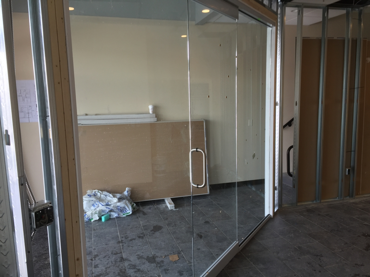 Glass Wall Systems Partitions Interior Glass Walls