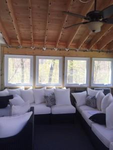 Custom Porch Enclosure