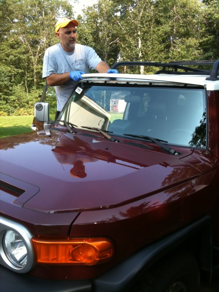 Windshield Repair Or Replacement