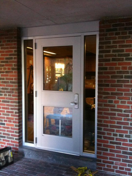 Commercial Storefronts And Entry Doors Glass Glazing