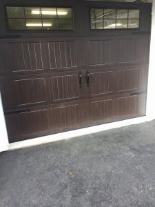 Brown Door