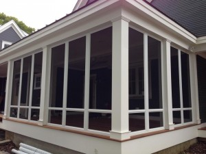 Custom Porch Screen & Glass Enclosures