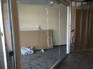 Interior Office Glass