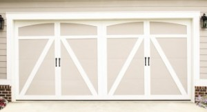 Wayne Dalton Steel Garage Door Model 6600