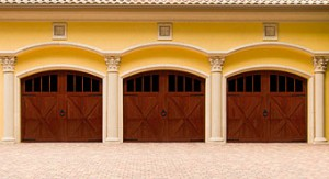 Wayne Dalton Wood Garage Door 7400 Series